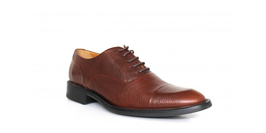 Elegant Shoes - Cognac Napa