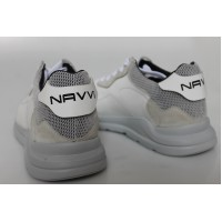 Спортна обувка Бяла Напа