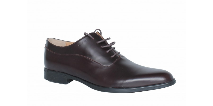 Elegant Shoes - Brown nappa