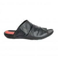Sandal - Black Nappa