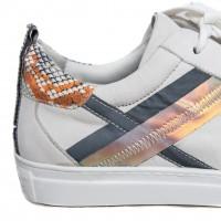 Sneaker- Ice Napa